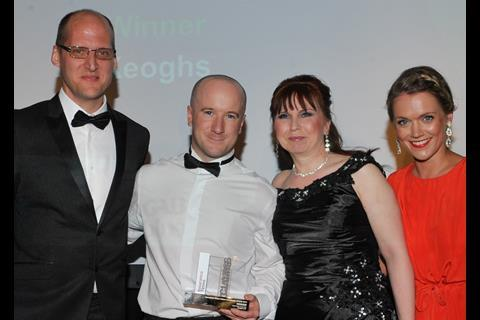 Legal Partner of the Year: Keoghs